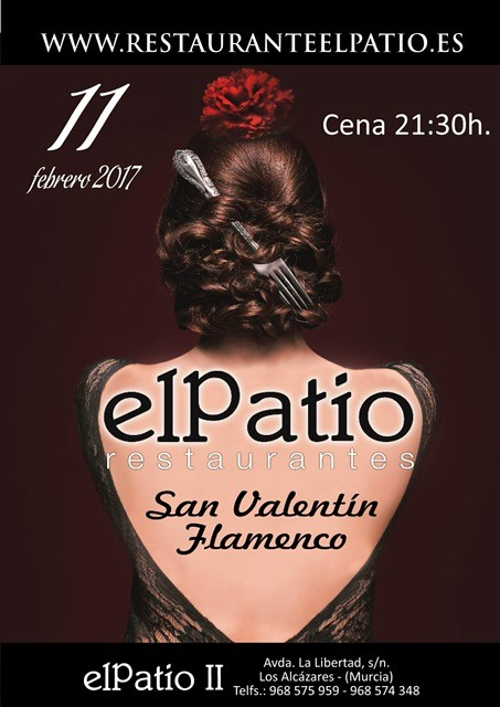 Flyer Flamenco P-II